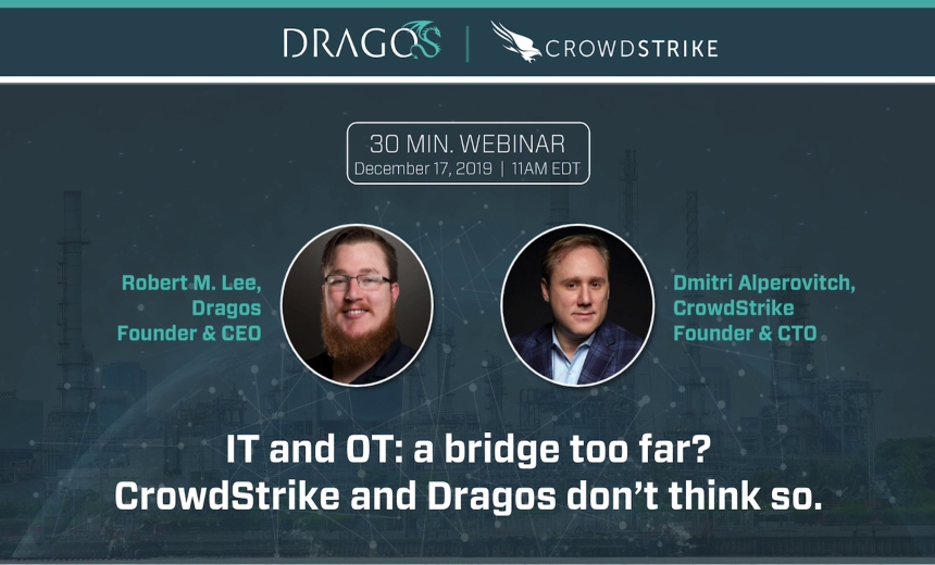 OnDemand Webinar | IT & OT: a Bridge Too Far?