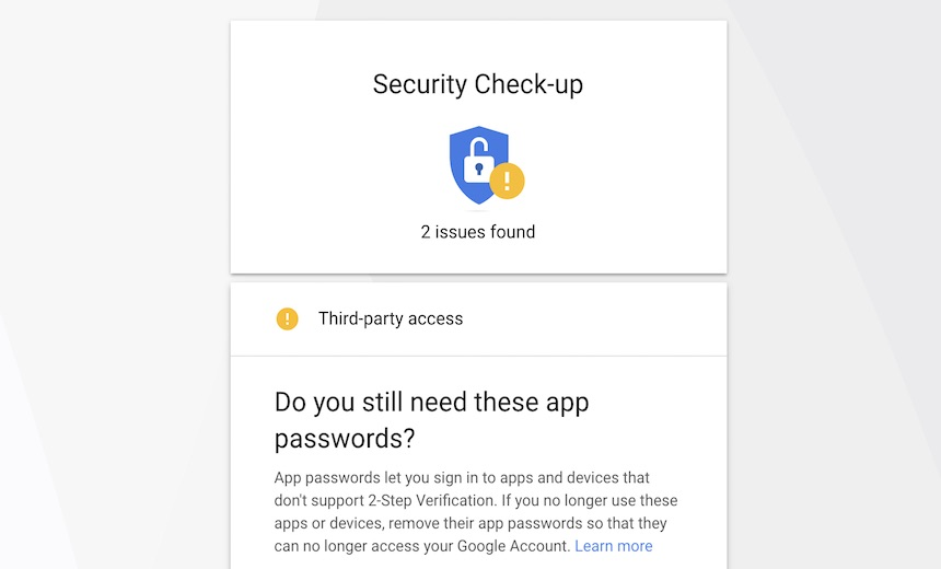 What Apps Are Peeking Into Your Gmail?