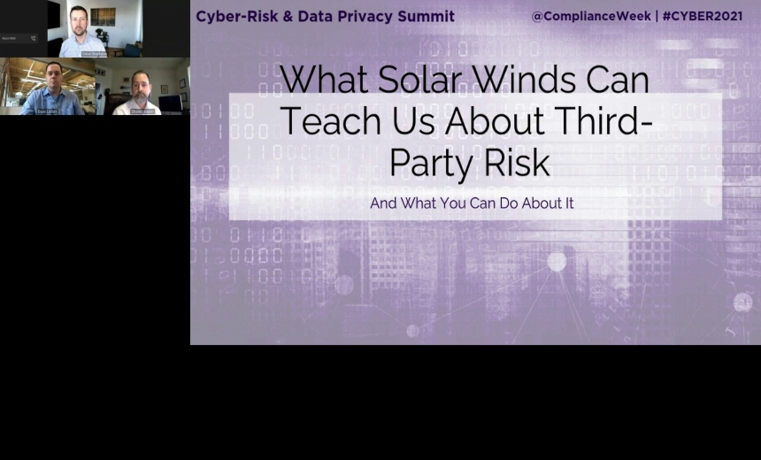 What SolarWinds Can Teach Us About Third-Party Risk