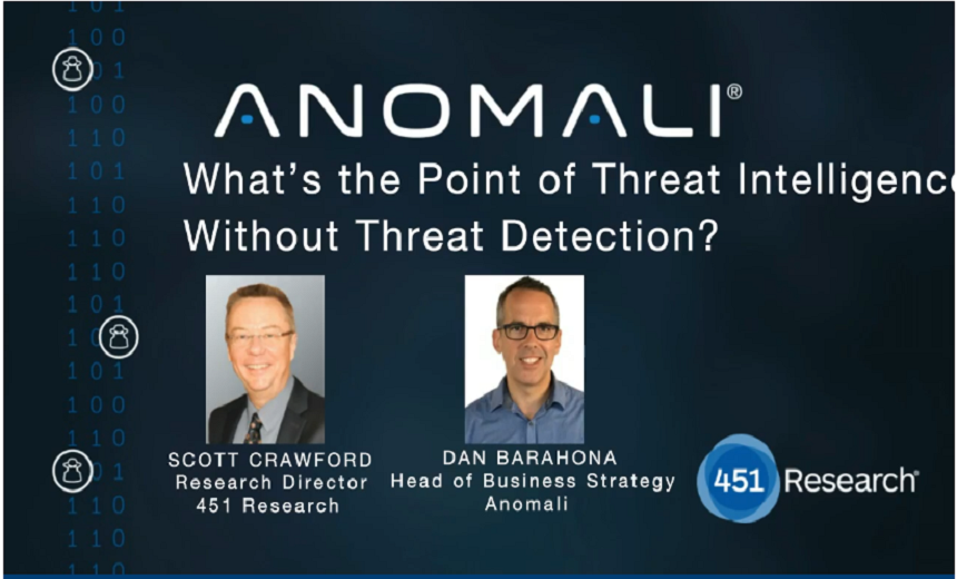What's the Point of Threat Intelligence Without Threat Detection?