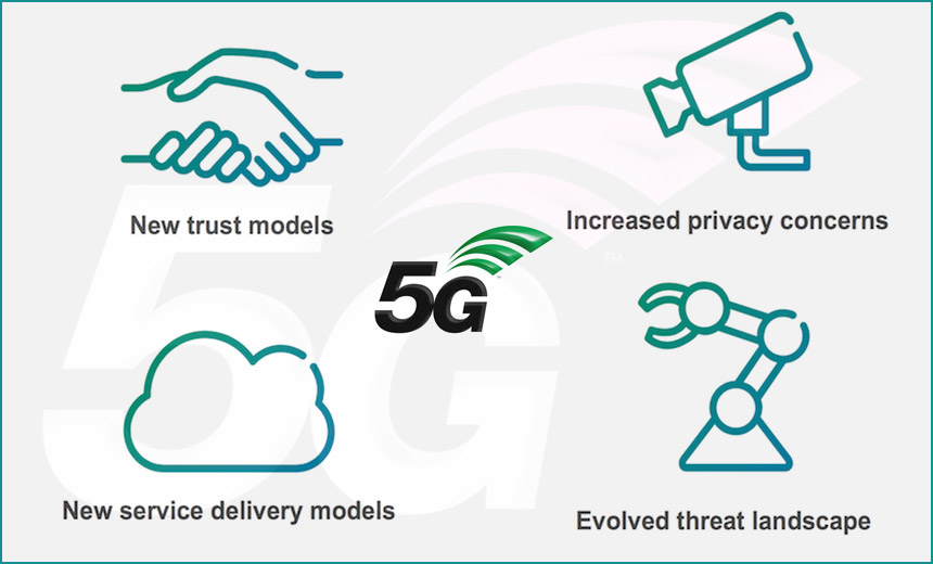 What's Riding on 5G Security? The Internet of Everything