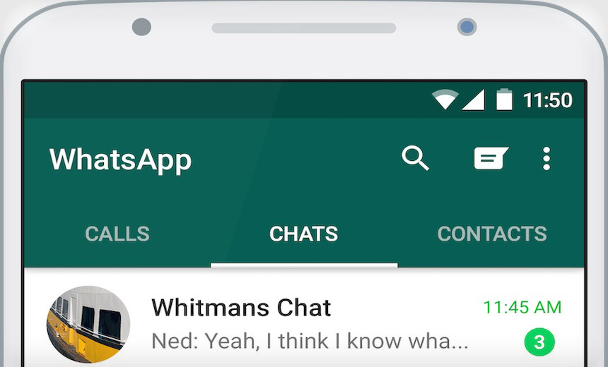 WhatsApp Flaw Could Enable iOS Message Snooping