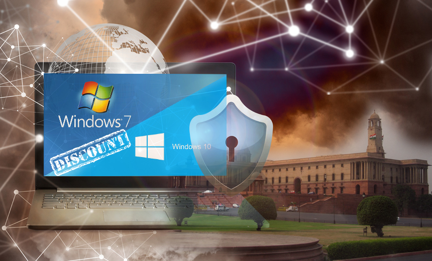 Would Discounts on Windows Help Improve Security in India?