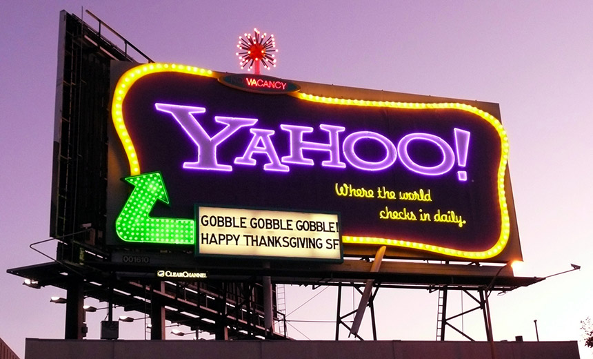 Yahoo: 3 Billion Accounts Breached in 2013