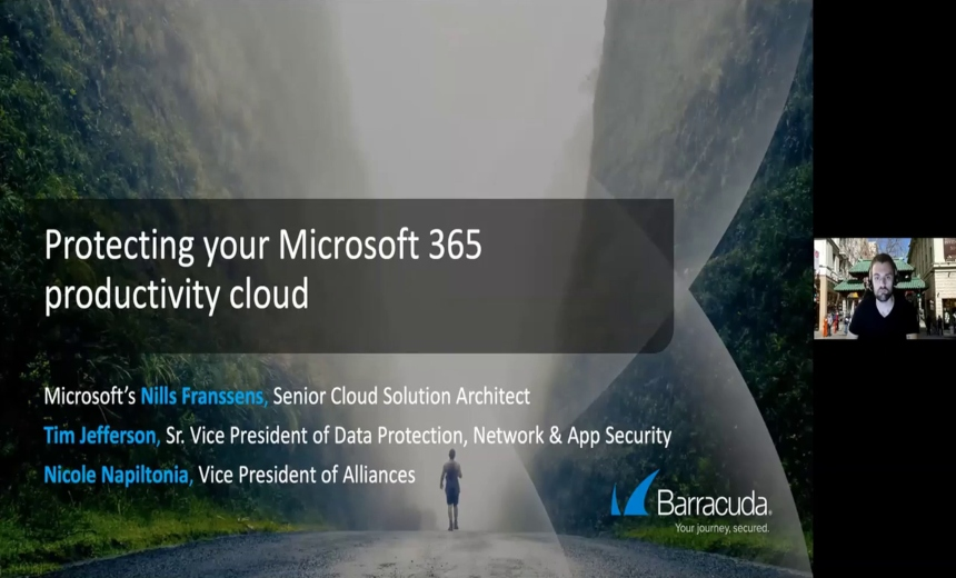 Your Microsoft 365 productivity cloud and the backup it deserves