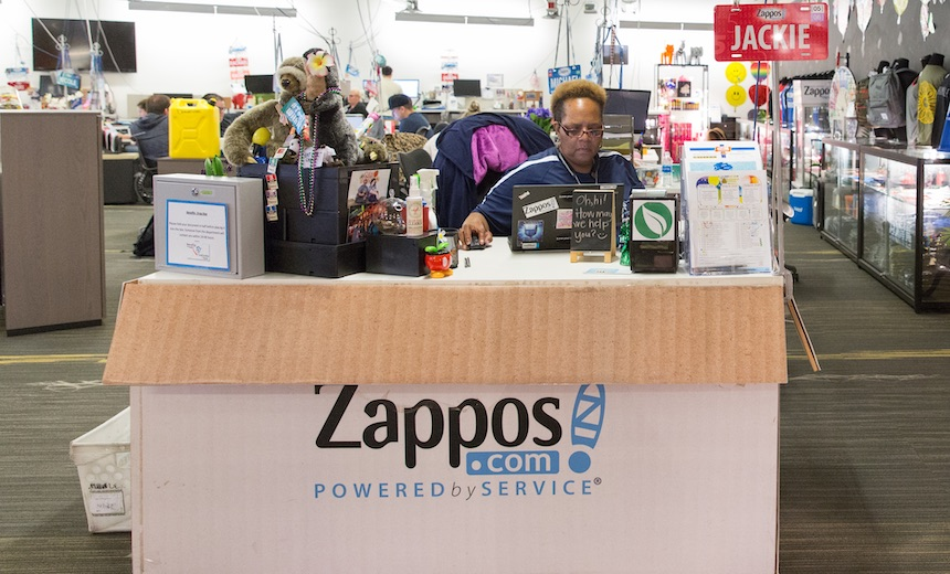 Zappos' Offer to Breach Victims: A 10 Percent Discount