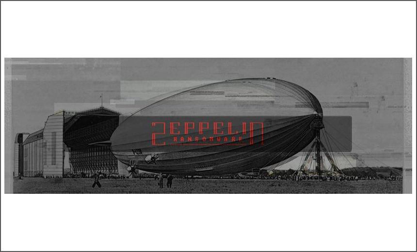 Zeppelin Ransomware Floats Back Into View