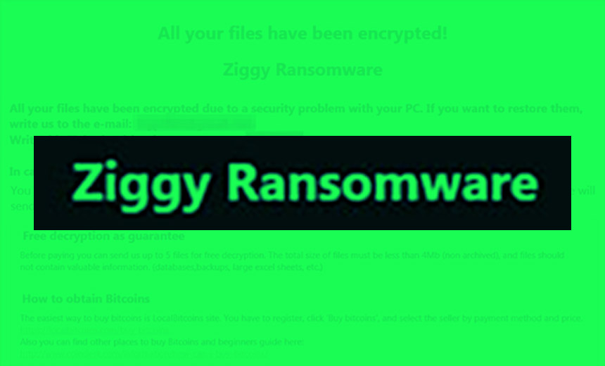 Ziggy Ransomware Gang Offers Victims Ransom Refunds