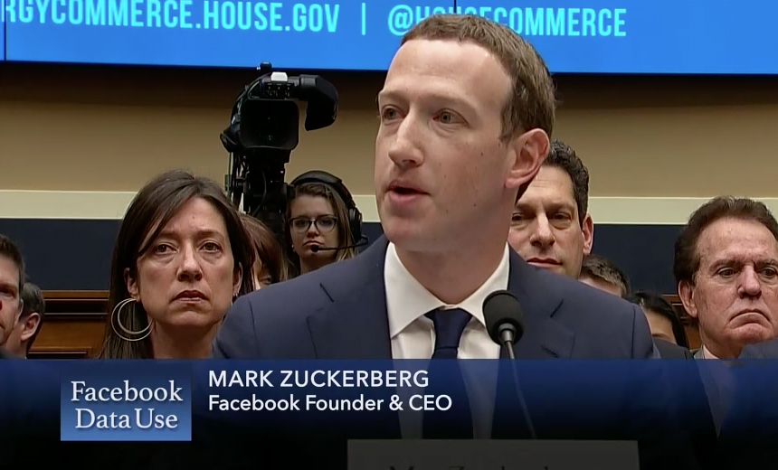Facebook's Zuckerberg Pledges Worldwide GDPR Compliance